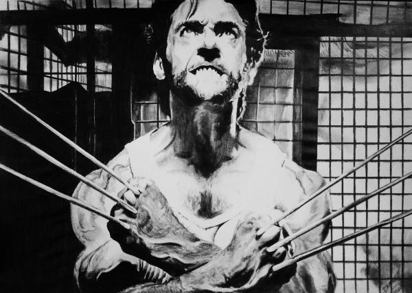 Hugh Jackman par aljackson